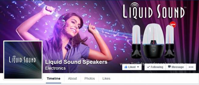 Liquid Sound Speakers