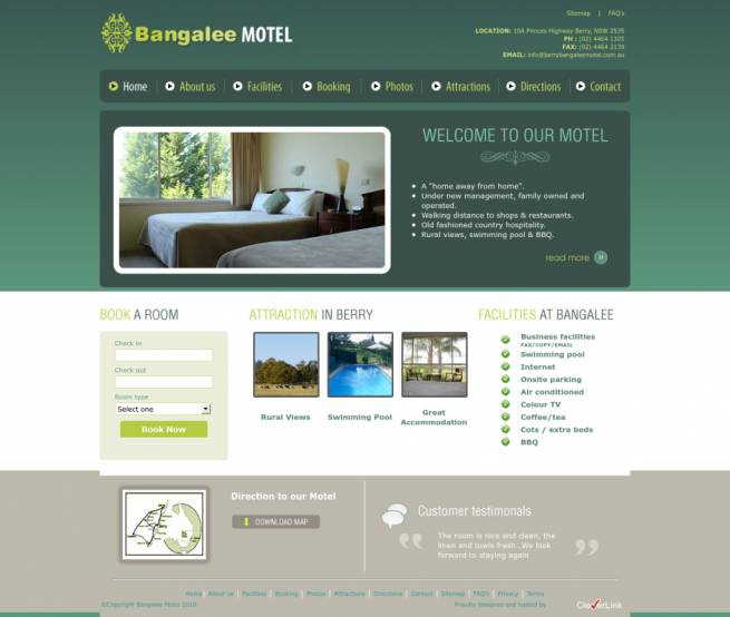 Berry Bangalee Motel