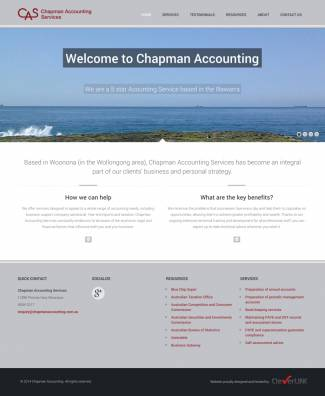 Chapman Accounting Services