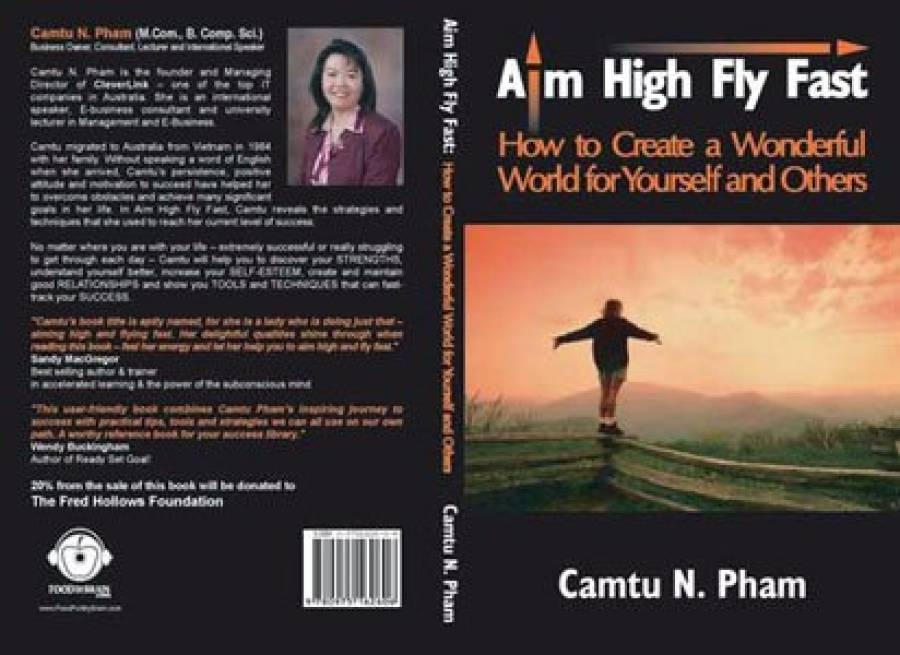 Aim High Fly Fast ...